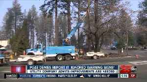 PG&E disputes Wall Street Journal report it ignored 'warning signs' [Video]