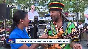 7 In Your Neighborhood: We're heading to the beach -- an Urban beach in Detroit [Video]