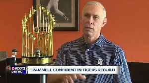 Alan Trammell confident in Tigers rebuild [Video]
