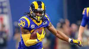 NFL Network's Maurice Jones-Drew on Los Angeles Rams running back Todd Gurley: My expectation is that he'll play every game [Video]