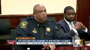 Cincinnati police chief to implement changes within police department in effort to curb fatal shootings [Video]