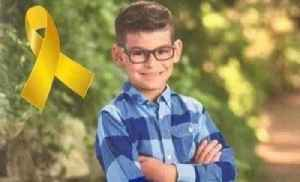 Well wishes for Wellington boy battling cancer [Video]