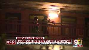 SWAT team called to West End for hostage situation [Video]
