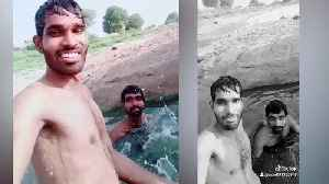 News video: 22-year old drowns to death in Hyderabad while posing for TikTok video