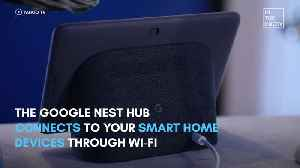 News video: Google Nest Hub - In The Know