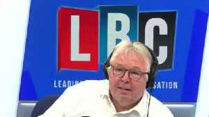 Nick Ferrari Tells Tommy Robinson Supporter You Can't Pick And Choose The Laws You Obey [Video]