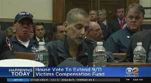 House To Vote Today On 9/11 Victim Compensation Fund [Video]