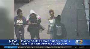 Police Seek Female Suspects In 3 Attacks [Video]