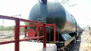 News video: Indian authorities deploy water train to mitigate Chennai's ongoing drought