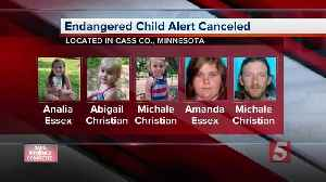 3 children from Maury County found safe in Minnesota; parents in custody [Video]