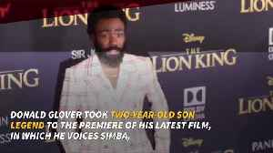 Blue Ivy Carter 'narrated' Lion King at premiere [Video]