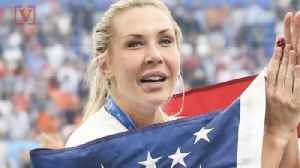 Soccer Star Allie Long Says Her LA Hotel Room Was Burglarized and Thief Stole Recently Gifted Key to NYC [Video]