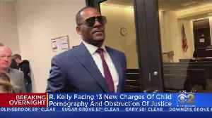 New Charges Filed Against R. Kelly [Video]