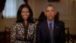 News video: 'I'm So Proud Of You': Obama Writes To Former Prisoner Who Made Dean's List