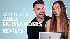 Kendall and Sam on why Amy left the villa [Video]