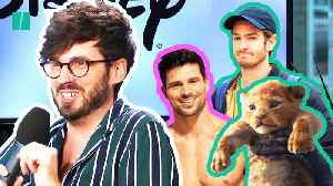 Good Vibes Only: The Lion King Remake, Reality TV Leavers & Love Island USA [Video]