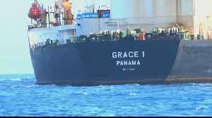 Two more crew members of seized Iran oil tanker arrested [Video]