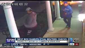 2 men are wanted after stealing rent checks for 2 Aberdeen Apartments drop boxes [Video]