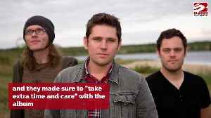 Scouting For Girls announce new album The Trouble With Boys [Video]