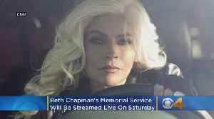 News video: Beth Chapman's Colorado Memorial Service Will Be Streamed Live