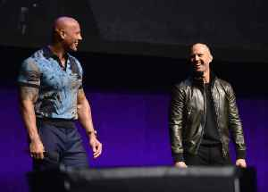 'Hobbs and Shaw' Could Earn up to $65 Million in Opening Weekend [Video]
