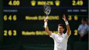 Djokovic Heads To Wimbledon Final [Video]