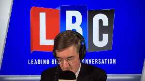 Jacob Rees-Mogg Reveals He Has Two Ballot Papers For The Tory Leadership [Video]