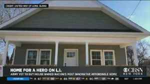 Army Vet To Buy LI House Named Nation's Most Innovative Affordable Home [Video]