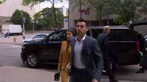 Jacob Hoggard In Court Day 2 [Video]