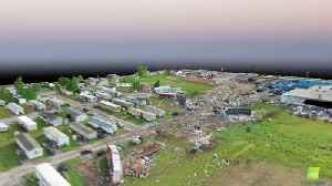 New Technology Shows Aftermath of Tornadoes Like Never Before [Video]