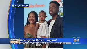 Dwyane Wade Honored At Nickelodeon Kids' Choice Sports Awards [Video]