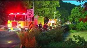 VIDEO: Coroner called to scene after crews sent out for water rescue in Douglass Township [Video]