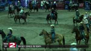 Utica Stampede rodeo opens at Adirondack Bank Center [Video]