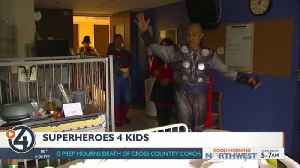 The true heroes in Superhero Day at Sacred Heart [Video]