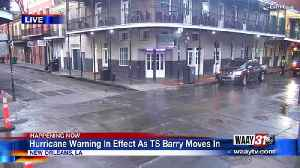 Bracing for Hurricane Barry [Video]