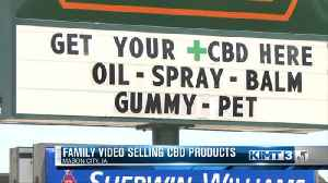 CBD Products Sold At Family Video Store [Video]
