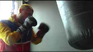 LV Boxer Readies For Fight This Weekend [Video]