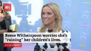 Reese Witherspoon Is Trying To Be The Best Mom [Video]