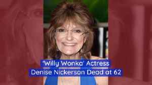 News video: Denise Nickerson Has Died
