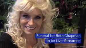 You Can Watch Beth Chapman's Funeral [Video]