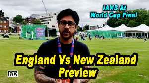 IANS At World Cup | Final | England Vs New Zealand | Preview [Video]