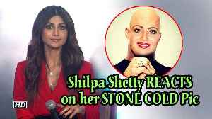 Shilpa Shetty REACTS on her STONE COLD Pic, posted by John Cena [Video]