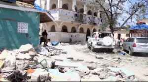 News video: Car bomb and all-night hotel siege kill 26 in Somalia's Kismayo
