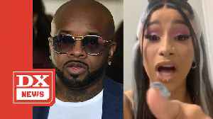 Jermaine Dupri Says Today's Female Rappers Are All Like Strippers — Cardi B Responds [Video]