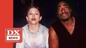 Tupac's Breakup Letter To Madonna Could Reach $300K Bid At Auction [Video]