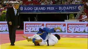 Great Britain's Gemma Howell strikes judo gold at Budapest Grand Prix