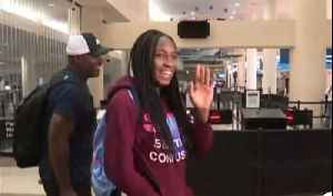 Local tennis sensation Coco Gauff  back home in South Florida [Video]