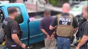 Families Concerned Before Planned ICE Raids [Video]