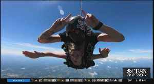 Snapshot NY: Woman Celebrates Her 'Alive Day' By Skydiving [Video]