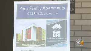 Affordable Housing Complex Opens In Aurora [Video]